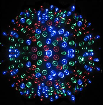Proxima direct 200 led 23m multi coloured solar powered fairy proxima direct 200 led 23m multi coloured solar powered fairy light waterproof garden mozeypictures Choice Image