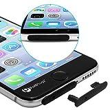PortPlugs - iPhone 6, 6s Dust Plug - (Set of 5) UniPlugs...