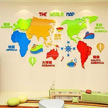 amazon com wall stickers for bedroom kindergarten wall decoration