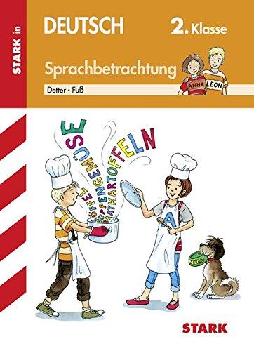 Training Grundschule - Sprachbetrachtung 2. Klasse