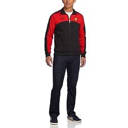 PUMA Men's Ferrari Track Jacket