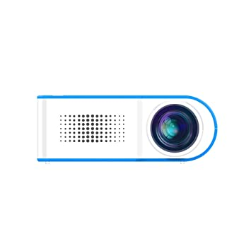 JIANGNAN Proyector de Video YG210, Proyector de película para ...
