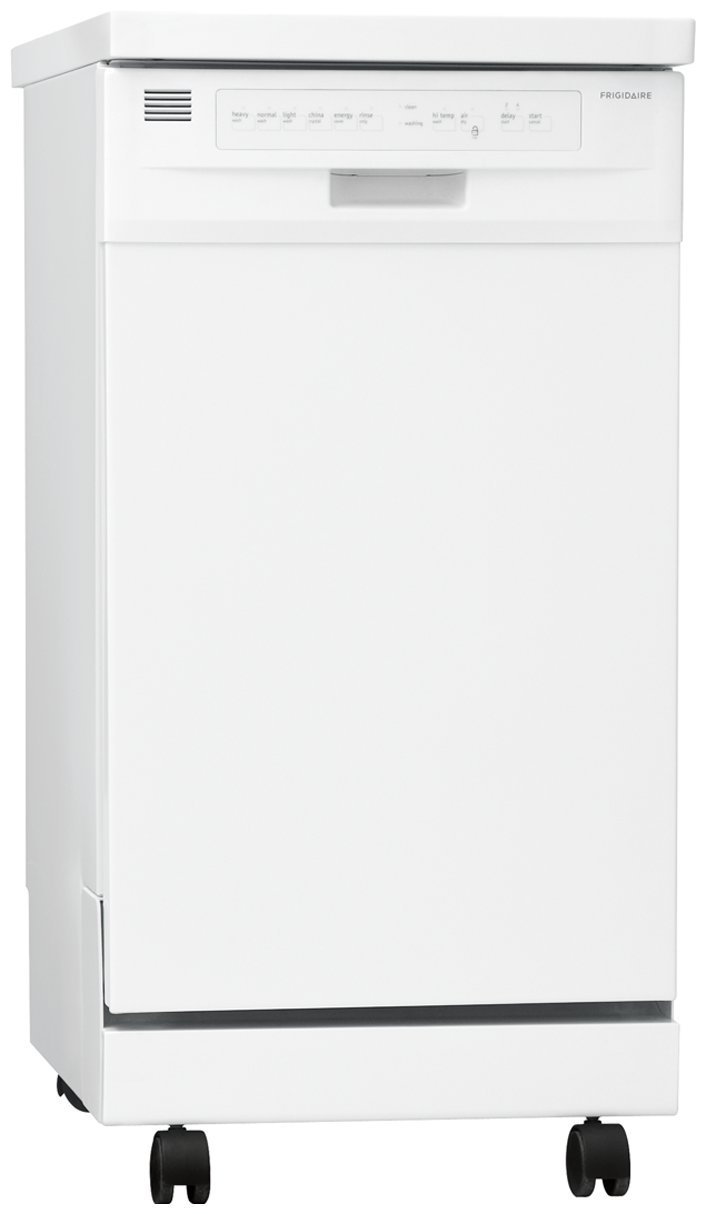 Amazon.com: DMAFRIGFFPD1821MW   Frigidaire 18 Portable Dishwasher:  Appliances