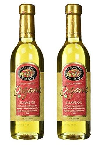 Napa Valley Marinade (Napa Valley Naturals Oil Sesame Cold Pressed, 12.7 oz (Pack of 2))