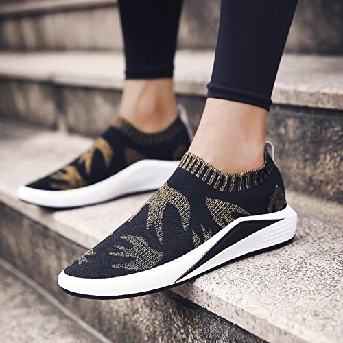 XUEQIN Pattini traspiranti scarpe da tela scarpe basse Aiuta un pedale Lazy Shoes Scarpe da mare ( dimensioni : EU39/UK6.5/CN40 )
