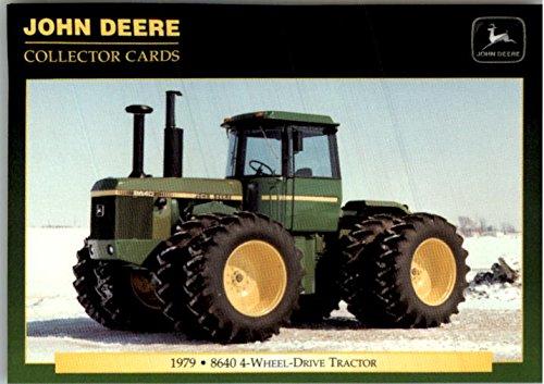 1994 John Deere #83 1979 8640 4-Wheel-Drive Tractor - - John Wheel Deere 4 Drive