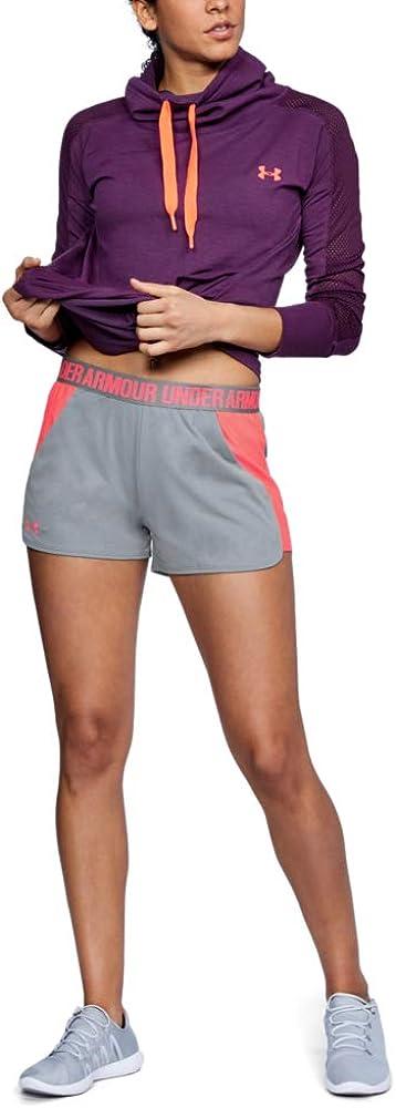 Under Armour Pantalones Cortos Deportivos para Mujer