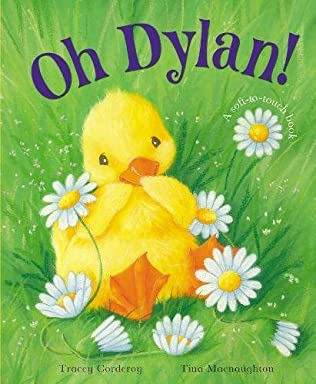 book cover of Oh Dylan!