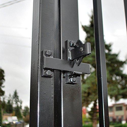 ALEKO lm191 Universal puerta puerta con traba: Amazon.es: Bricolaje y herramientas