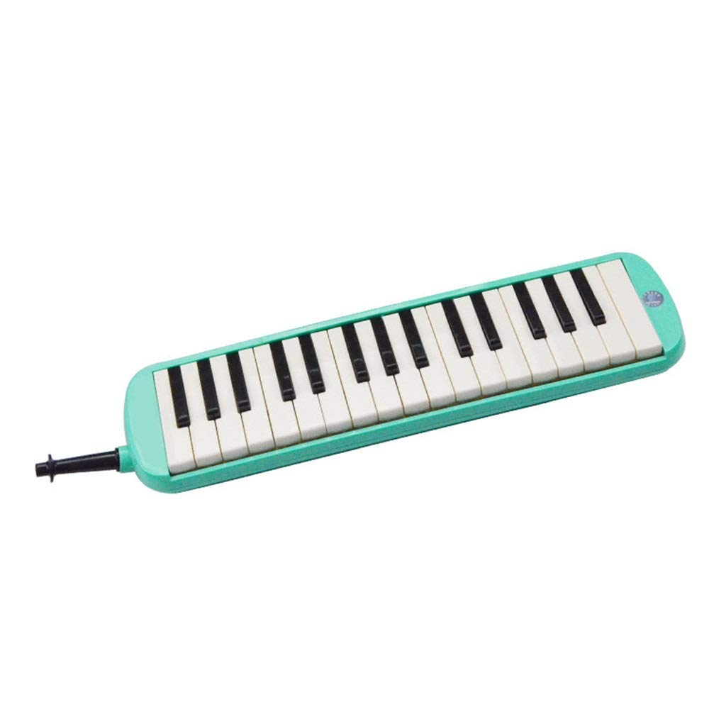 Melodica Musical Instrument Portable Hard Carrying Case Package Kids Melodica 32 Keys With Kids Musical Instrument Gift Toys For Music Lovers Beginners 2 Mouthpieces Tube Sets for Music Lovers Beginne by Shirleyle-MU (Image #3)