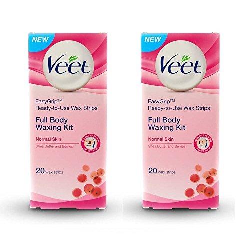 veet full body waxing kit - 6
