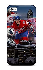 DanRobertse Iphone 5c Well-designed Hard Case Cover Montreal Canadiens (17) Protector