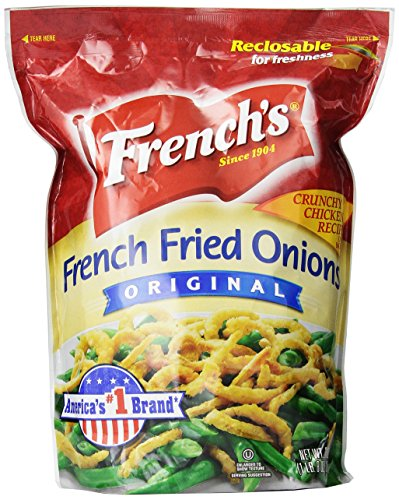 French's Fried Onions Original, 24 -