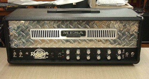 Mesa Boogie Guitar Amps (Mesa Boogie Single Rectifier Solo)