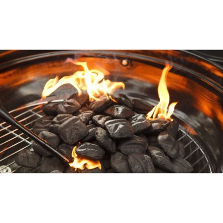 PACK OF 4 - Kingsford Long-Burning Charcoal Briquettes, 11.1 lbs