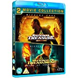 National Treasure 1 & 2 Double Pack [Blu-ray]