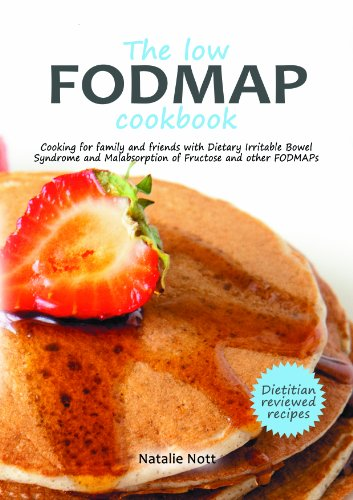 fructose+health Products : The Low Fodmap Cookbook