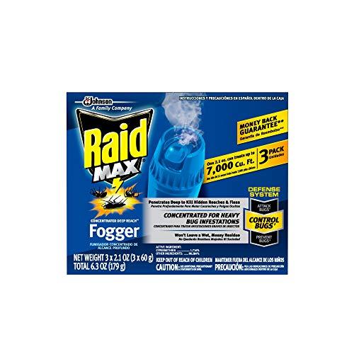 Raid Max Fogger Insect