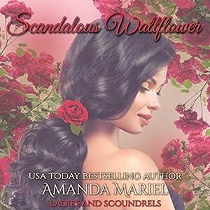 Scandalous Wallflower Audiobook