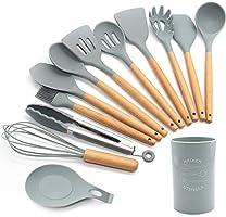 FXY Küchenutensilien-Set, BBQ-Werkzeug-Set, Kochutensilien