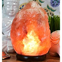 Himalayan Salt Lamp (4 - 6 Lbs ~ 7 - 8 Inch) By Yellow Tree Company Original Himalayan Salt Lamps.