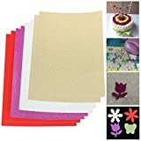 10pcs Glitter Card Paper DIY Party Handcraft Greeting Card Invitation Card