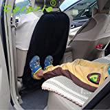 1PC Kids Car Auto Seat Back Protector Cover For Children Kick Mat Mud Cleaner Car Accessories Seat Covers