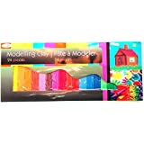 Modelling Clay - 24 Pieces In Assorted Colors