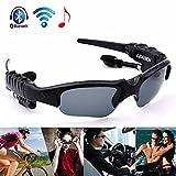 Leaden Wireless Bluetooth MP3 Sunglasses