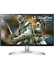 LG 27UL500-W 27-Inch UHD (3840 x 2160) IPS Monitor with Radeon Freesync Technology and HDR10, White photo