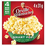 Orville Redenbacher Popcorn - Microwave Smart Pop Mini Bags (12 x Pack of 4 - 48 total) (100-calorie bags)