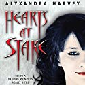 Hearts at Stake: The Drake Chronicles, Book 1 Audiobook by Alyxandra Harvey Narrated by Eileen Stevens, Michal Friedman