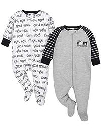 Baby Boys' 2-Pack Sleep 'N Play