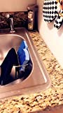 The Crown Choice 2-in-1 Kitchen Sink Caddy   Sponge