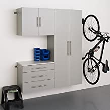 Prepac HangUps 60-Inch Storage Cabinet Set B-3piece