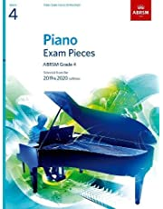 Piano Exam Pieces 2019 & 2020, ABRSM Grade 4: Selected from the 2019 & 2020 syllabus