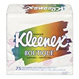 Kleenex Boutique Printed Table Napkins, 75 Count