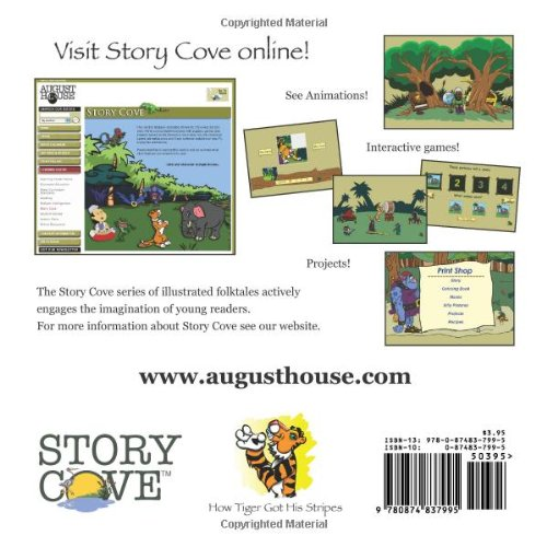 How Tiger Got His Stripes: A Folktale from Vietnam (Story Cove)