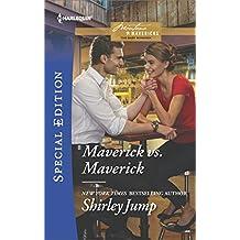 Maverick vs. Maverick (Montana Mavericks: The Baby Bonanza)