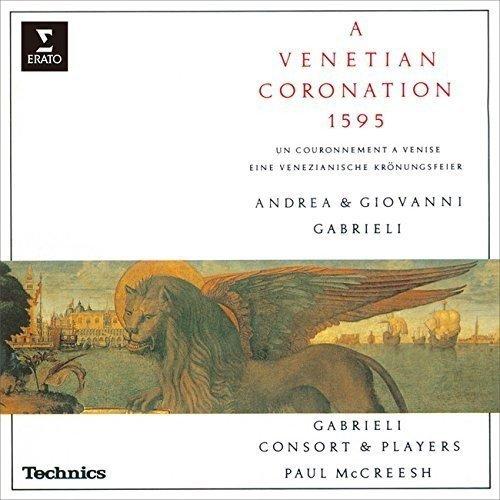 CD : Paul McCreesh - Andrea & Giovanni Gabrieli: A Veneti (Japan - Import)