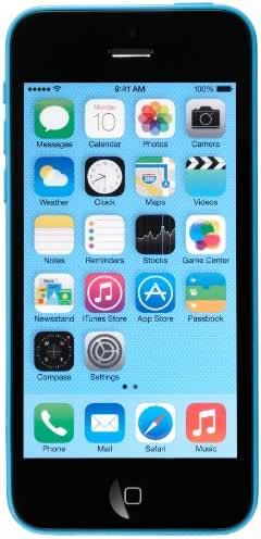 Apple iPhone 5c 32GB (Blue) - AT&T