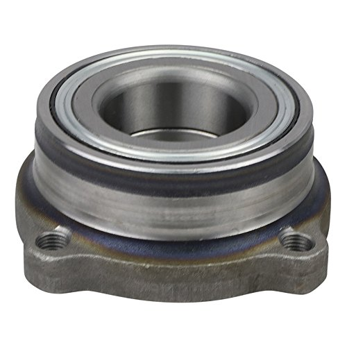 Bmw Rear Wheel Bearing - CRS NT512361 New Wheel Bearing Hub Assembly, Rear Driver (Left) Side/Passenger (Right), for BMW X5 2007-2016 / X6 2008-2016