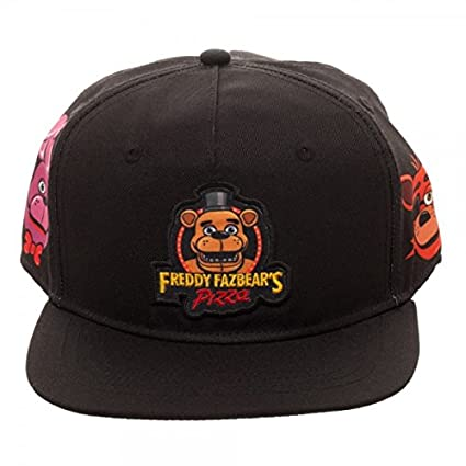 Image Unavailable. Image not available for. Color  bioWorld Five Nights at  Freddy s Youth Omni Color Snapback Baseball Hat e644967ef01