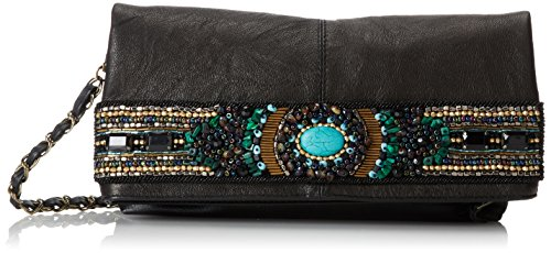 Mary Frances Marrakesh Evening Bag,Multi,One Size by Mary Frances