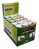 Walters Seed Company W6300HB2 Herb Grow Kit 3-Packs Display/15 Count Seed Starting