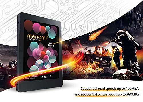 MENGMI SSD 240GB 2.5 inch SATA 3 Internal 3D NAND SSD - Power up Your PC/Laptop (SSD 240GB) by Mengmi (Image #9)