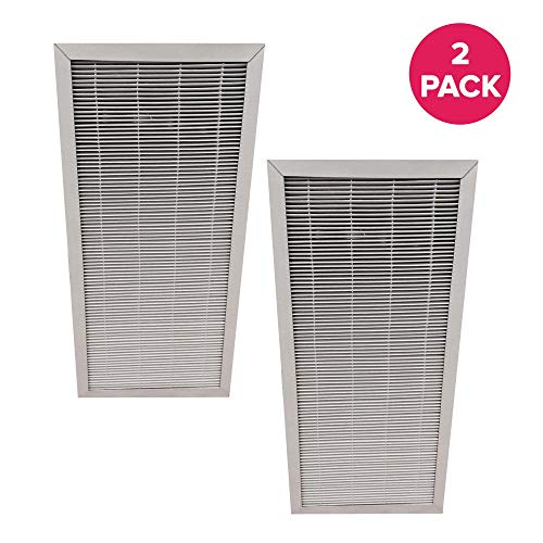 (Think Crucial Replacements for Deluxe Blueair 400 Air Purifier Filter Fits All 400 Series Air Purifiers (2 Pack))