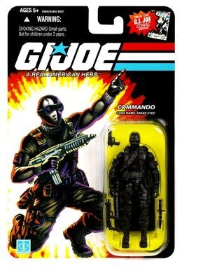 25th Anniversary GI Joe - Snake Eyes Wave 4 for sale  Delivered anywhere in USA