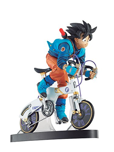 51g %2By5XZSL - Megahouse Dragon Ball Z: Son Goku Real McCoy 02 Desktop Statue F Edition