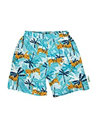 i play. by green sprouts baby-boys Trunks With Built-in Reusable Swim Diaper Swim Trunks